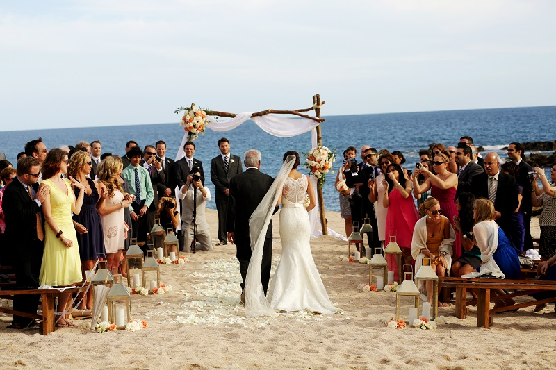 beach weddings mexico elena damy floral design