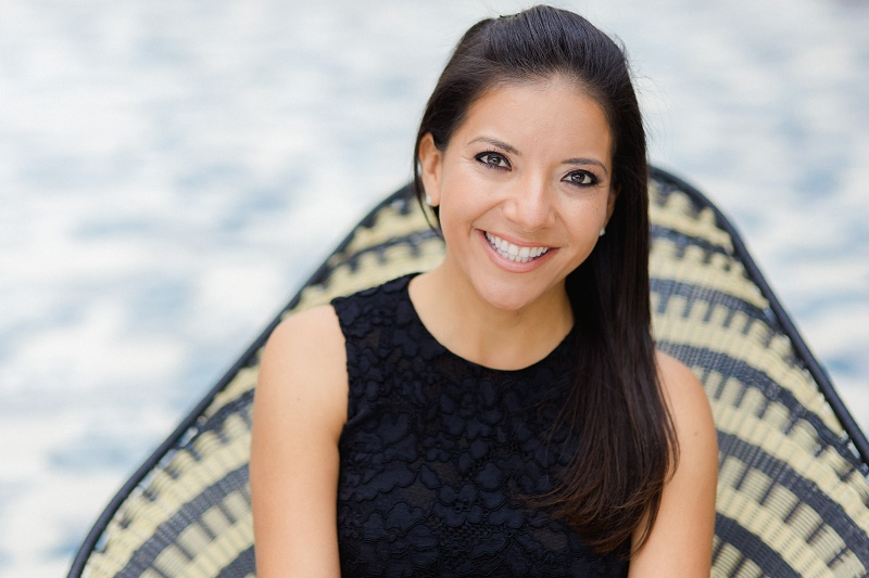 Claudia Morales headshot