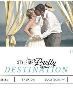 style me pretty destination elena damy