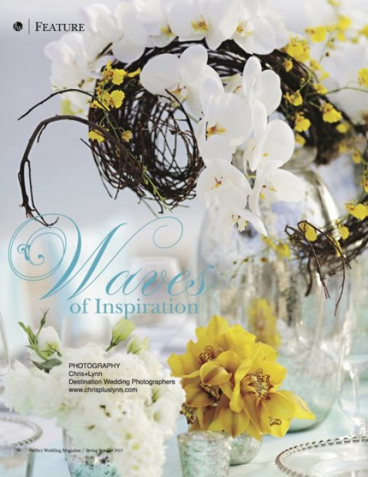 yellow and white wedding flowers elena damy cabo weddings