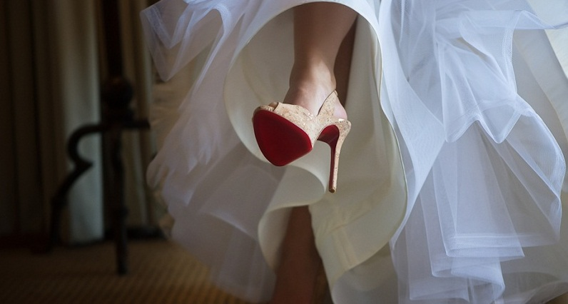 christian louboutin cork shoes for weddings beach wedding shoes