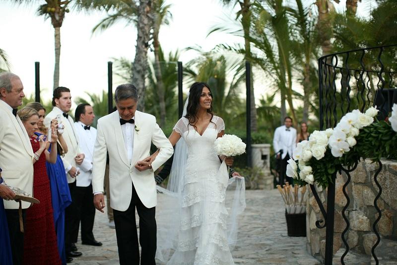 brides entrance white peony bridal bouquet los cabos event designers