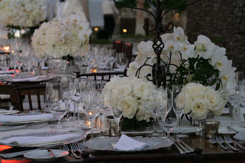 luxury floral design elena damy destination weddings