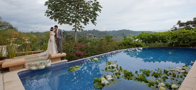 Costa Rica Destination Weddings Elena Damy Floral Design