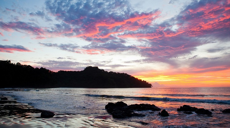Costa Rica Destination Weddings Married at Sunset Elena Damy Event Design