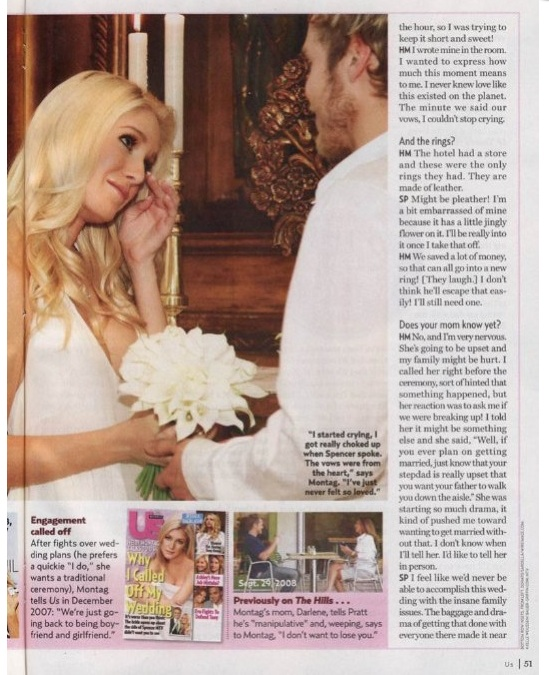 US Weekly Celebrity Weddings Elena Damy Floral Design 2