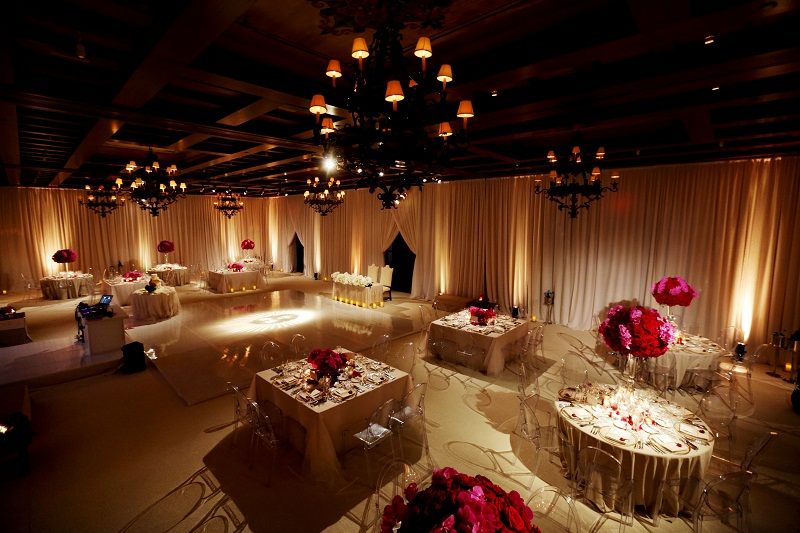 Ballroom weddings one and only palmilla destination weddings mexico