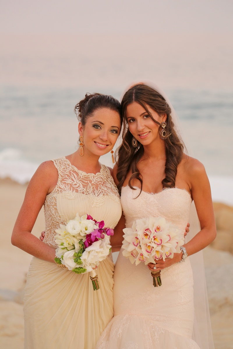 beach brides luxury weddings mexico los cabos elena damy floral design