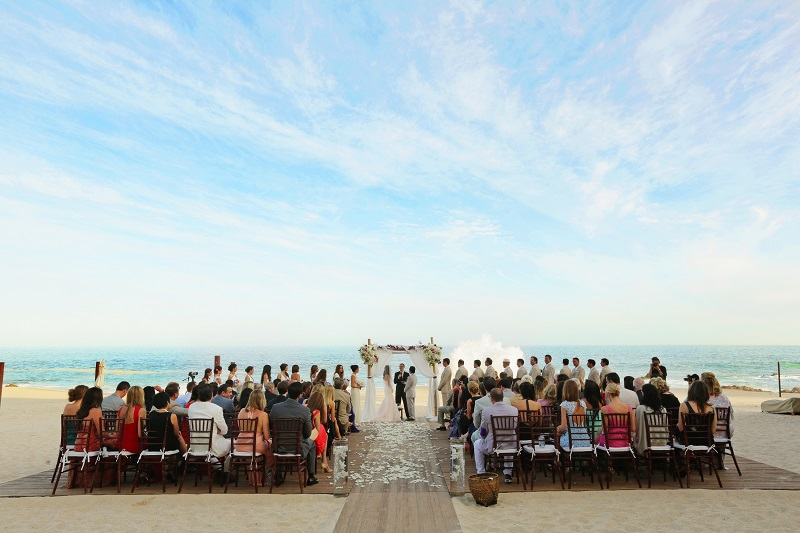 beach weddings one and only palmilla elena damy floral design