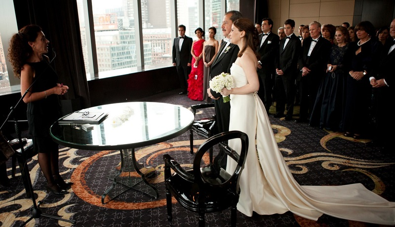 civil wedding ceremonies new york city mandarin oriental hotel