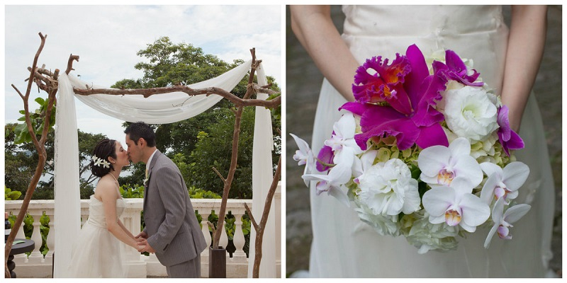 costa rica destination weddings elena damy event design