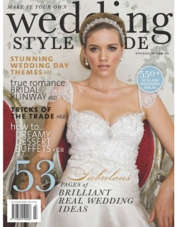 cover wedding style guide elena damy floral design