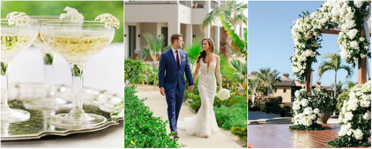 destination weddings mexico cabo san lucas floral designers
