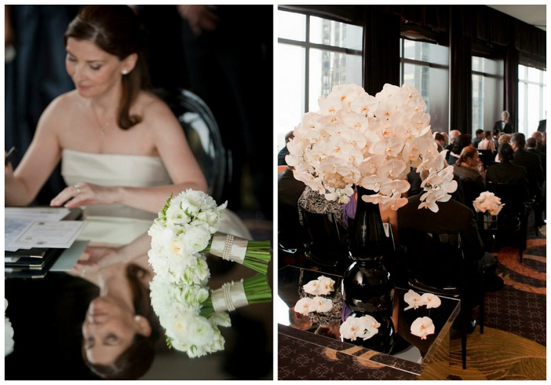mandarin oriental new york weddings elena damy