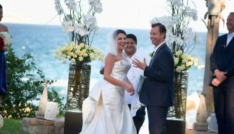 modern white orchid wedding flowers cabo weddings elenda damy