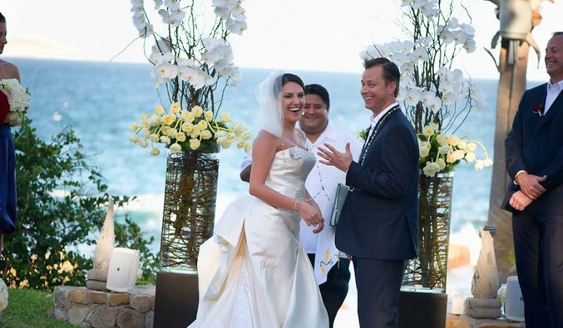 modern white orchid wedding flowers cabo weddings elenda damy