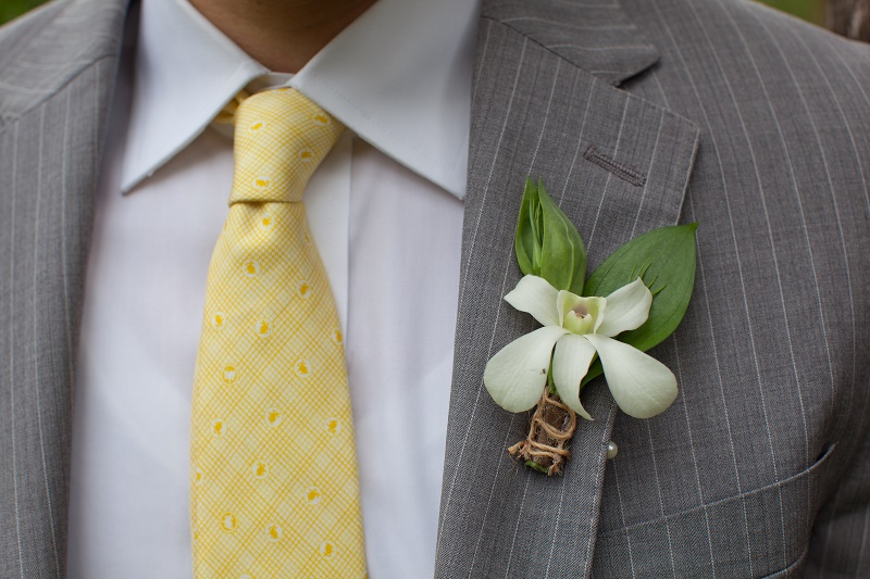 orchid boutonnieres costa rican destination weddings slayleigh james photography elena damy floral design