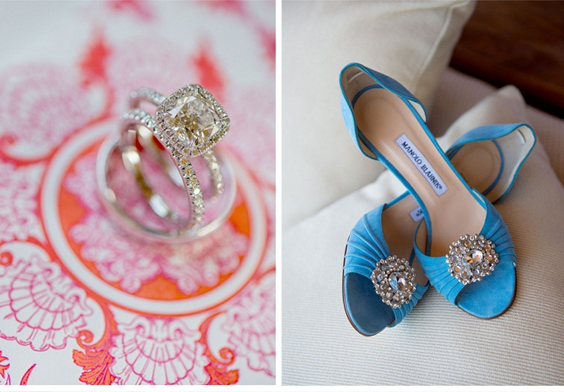 blue wedding shoes manolo blahnik evening shoes elena damy floral design los cabos weddings