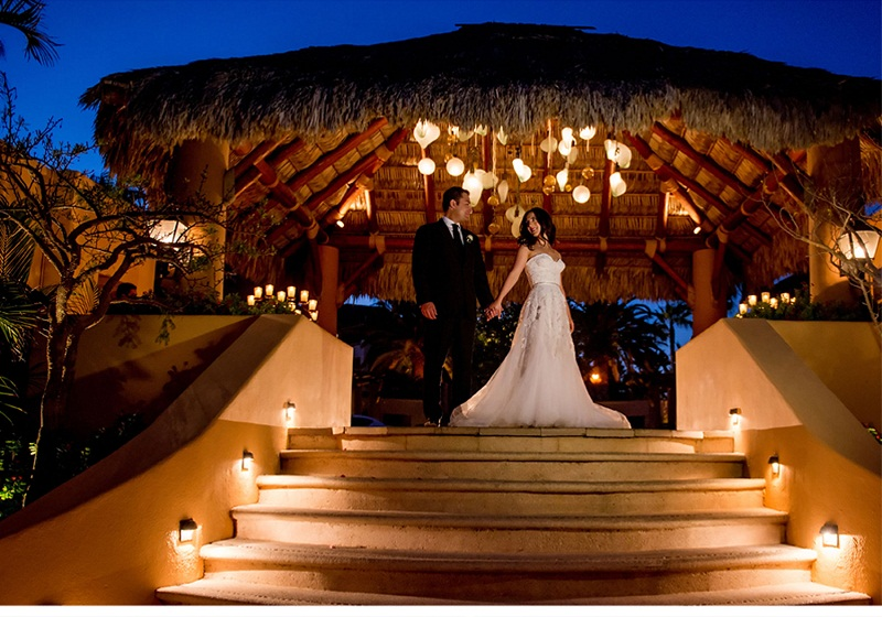 luxury weddings esperanza resort elena damy floral design