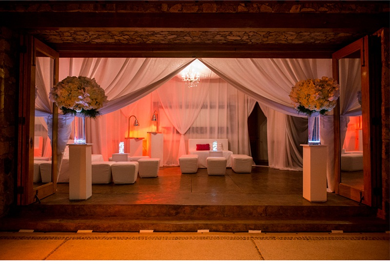 wedding lounges after party decor luxury mexico weddings