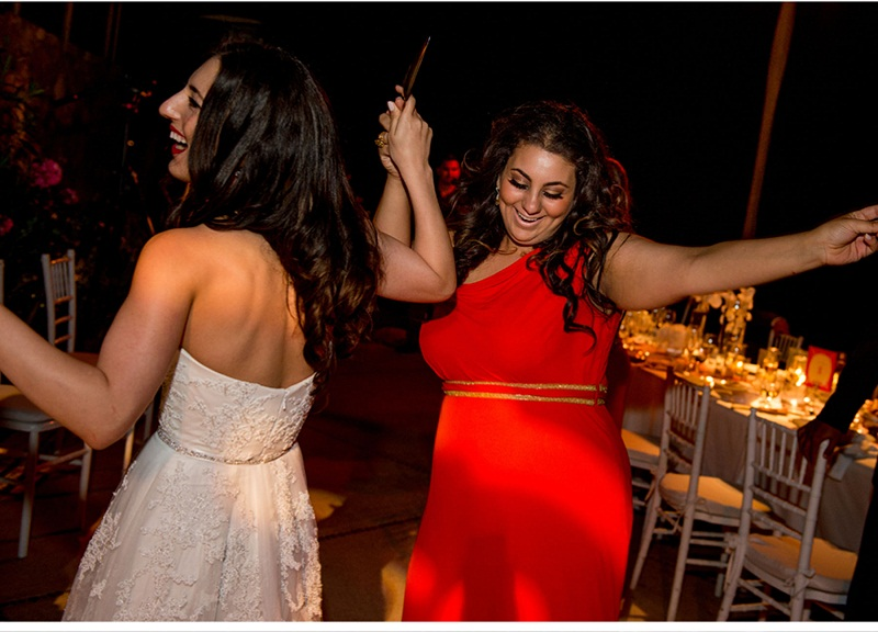 after hours dance parties mexico weddings elena damy floral design