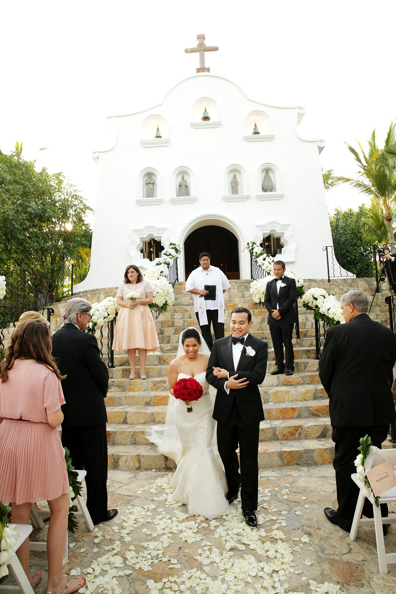 wedding ceremonies at one and only palmilla los cabos destination weddings