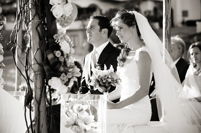 wedding ceremonies on the beach los cabos mexico elena damy floral design