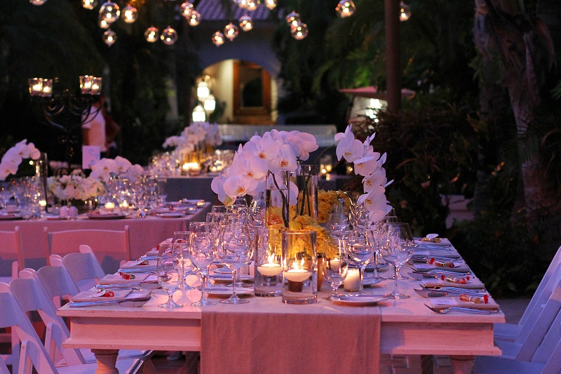destination weddings mexico one&only palmilla elena damy floral design