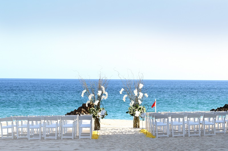 beach weddings at one&only palmilla elena damy event design