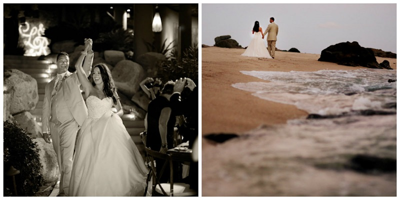 beach weddings cabo san lucas mexico elena damy floral and event design