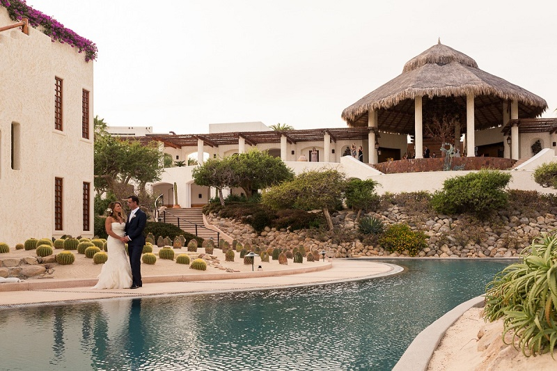 wedding photos las ventanas hotel cabo san lucas