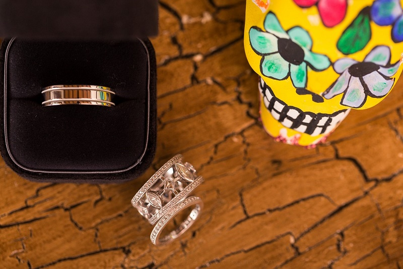 wedding rings las ventanas cabo weddings
