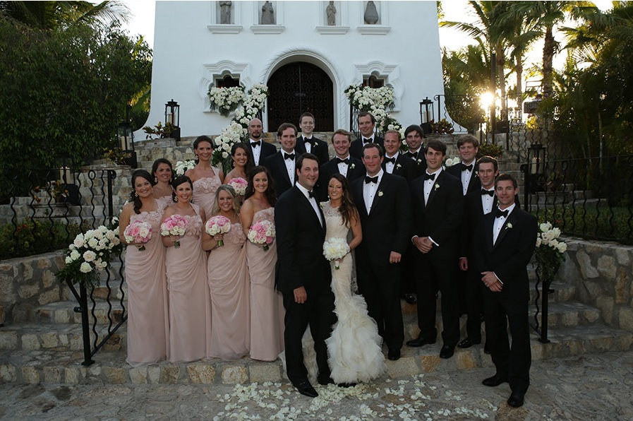 dreamy pink wedding at one & only palmilla chris plus lynn elena damy
