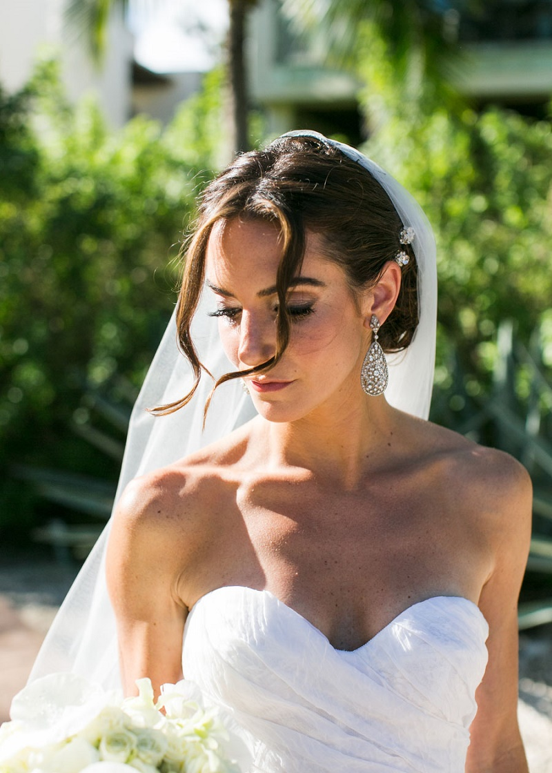 mayakoba weddings mexico elena damy