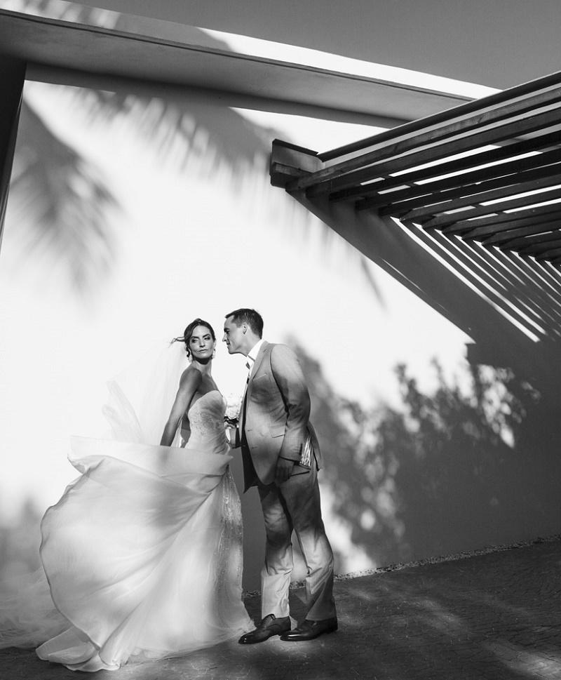 bridal portraits mexican riviera elena damy