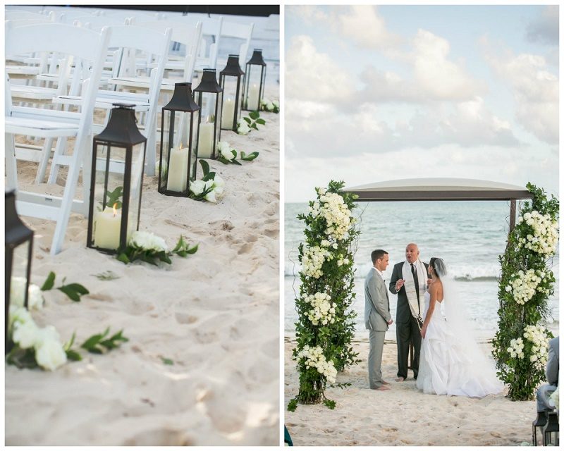 beach weddings maya riviera luxury events