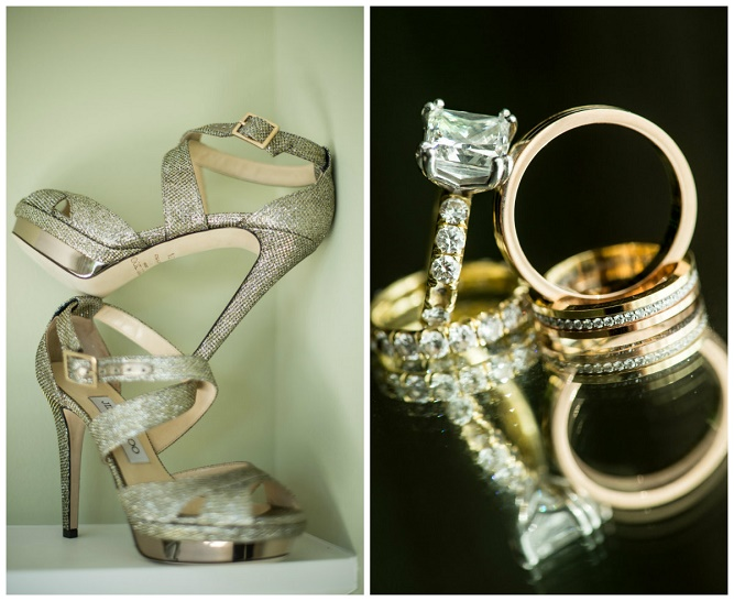 gold wedding accessories montage laguna beach weddings