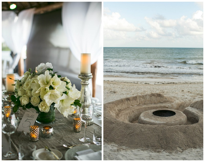 sand lounges mayakoba mexico destination weddings