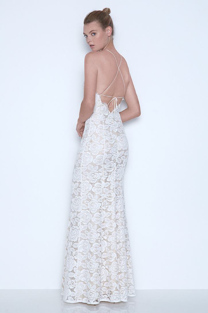 lover the label beach wedding gowns