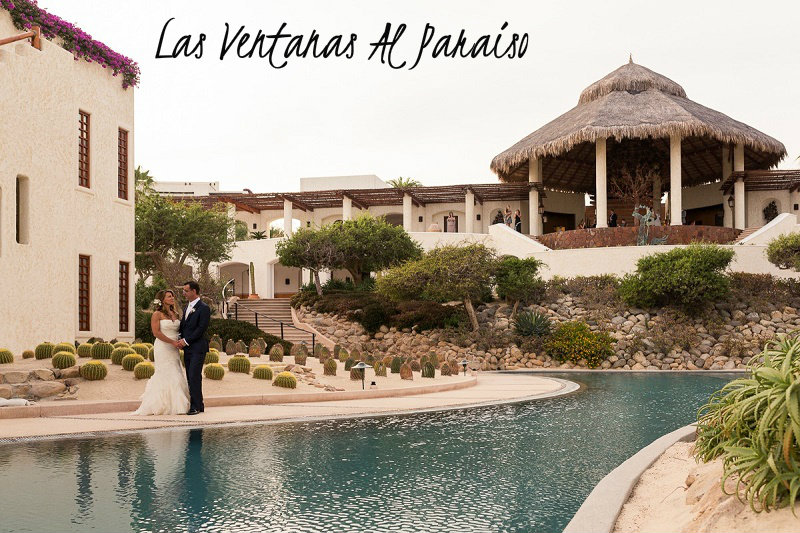 wedding photos las ventanas hotel cabo san lucas 2