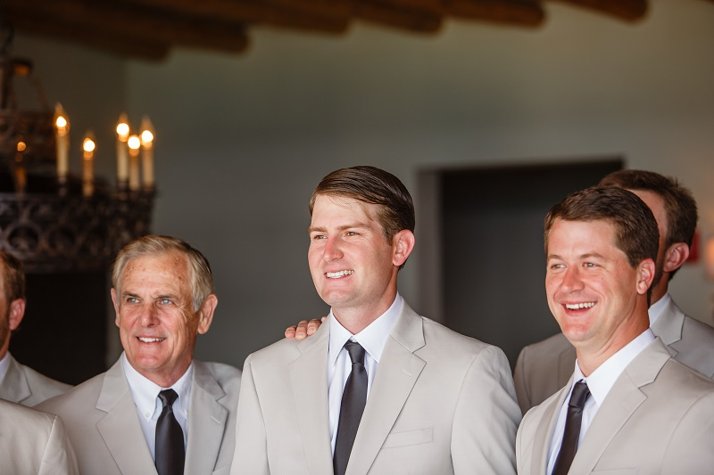 groom and groomsmen photos destination weddings in mexico