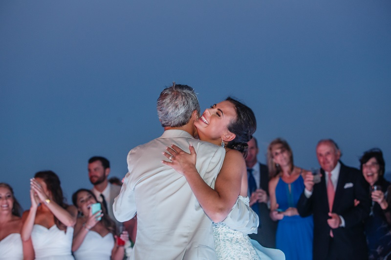 father daughter dance destination weddings mexico elena damy
