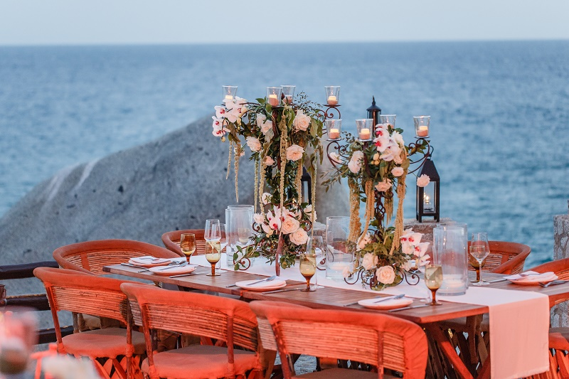 open air wedding receptions cabo mexico elena damy destination wedding planners