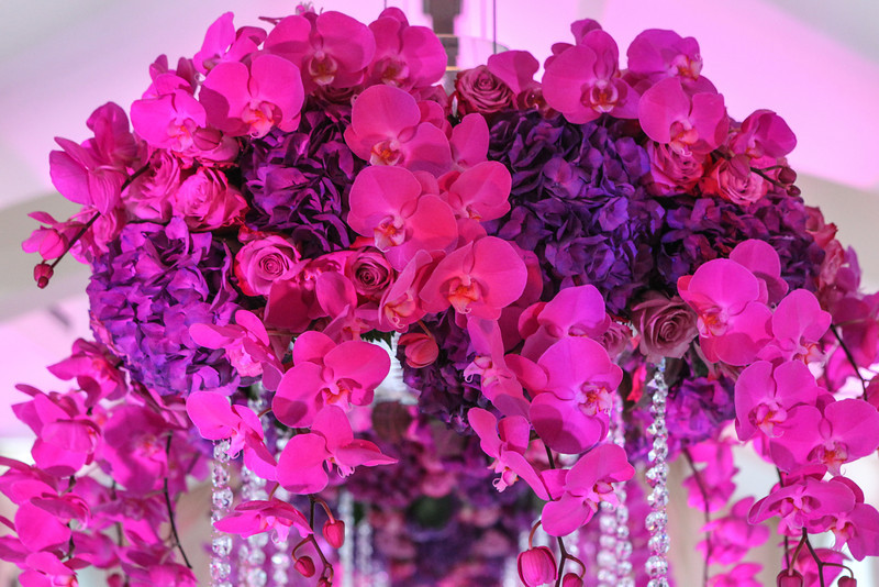 elena damy hot pink and purple floral centerpieces luxury weddings rh elenadamy com Pink and Purple Wedding Centerpieces Pink and Purple Wedding Centerpieces