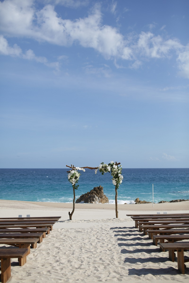 beach weddings sea of cortez cabo san lucas baja mexico elena damy wedding planners