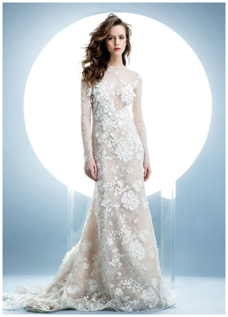 Elena Damy - Our Favorite Wedding Gowns from New York Bridal Fashion ...