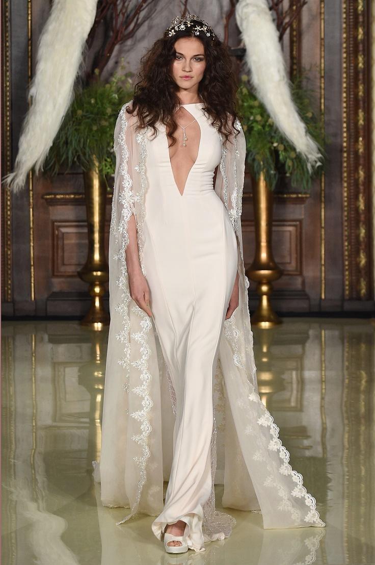 Galia Lahav Bridal Runway Show Spring/Summer 2016 - Runway