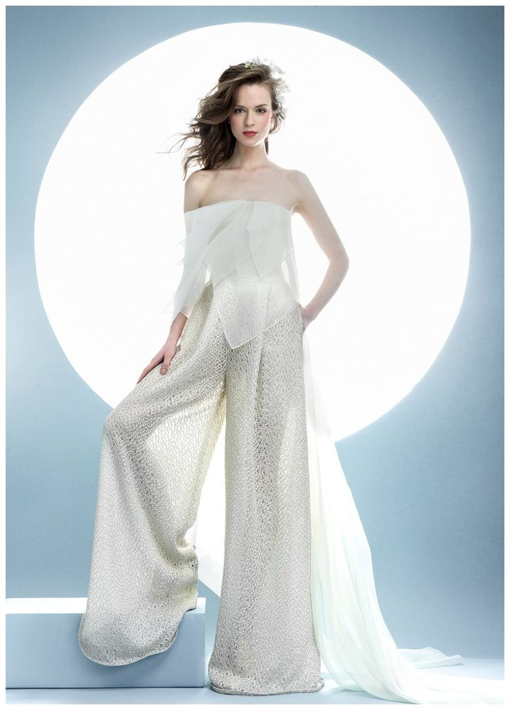 palazzo pants for weddings angel sanchez wedding gowns 2016