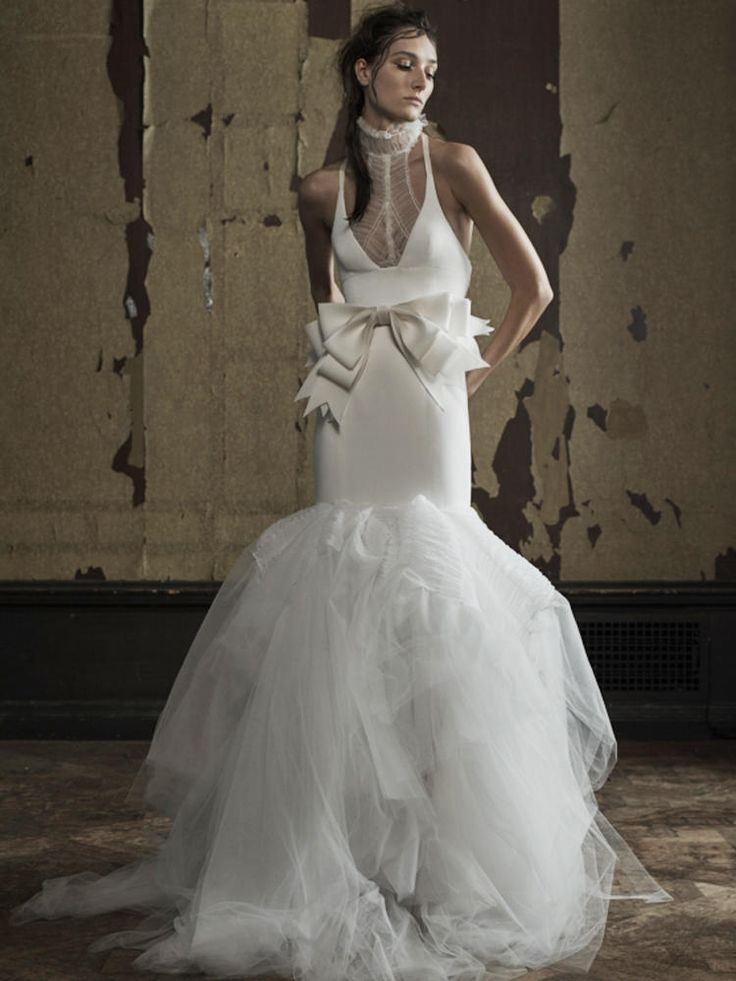Elena damy our favorite wedding gowns from new york for Best vera wang wedding dresses