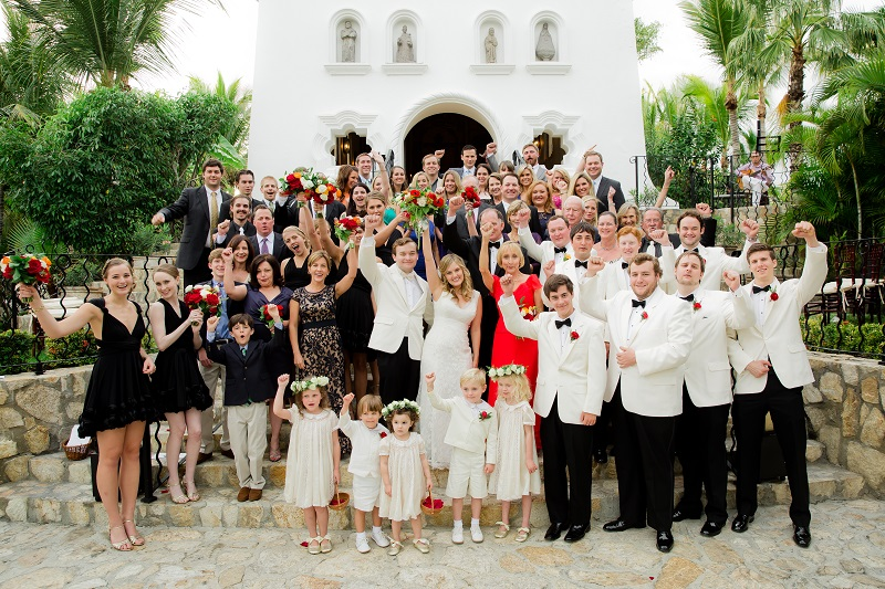 One & Only Palmilla Wedding Elena Damy Event Design - Sara Richardson Photography - -2825